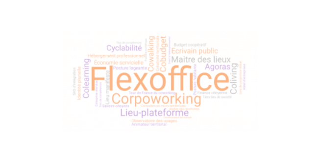 Bureau coworking - Bluenove