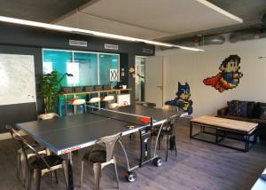 espace de créativité en entreprise - Bluenove