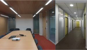 Espaces de travail innovants - Bluenove