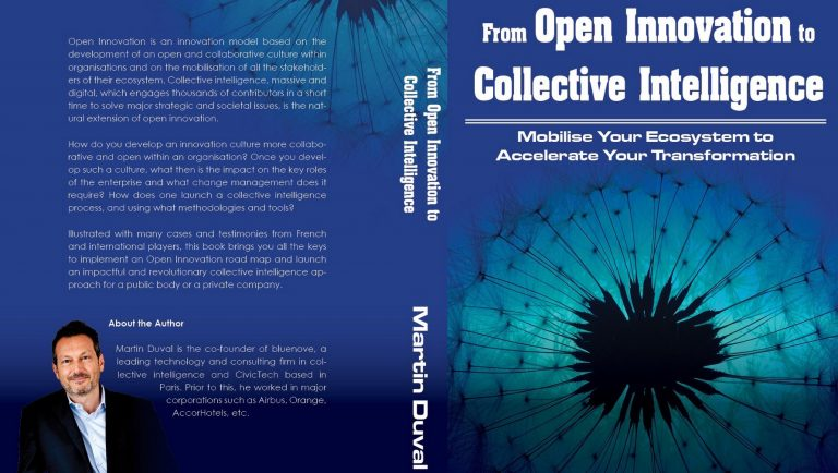 from open innovation to collective intelligence