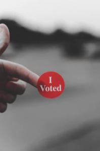 Je vote pour la raison d'être