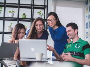 travail collaboratif équipes